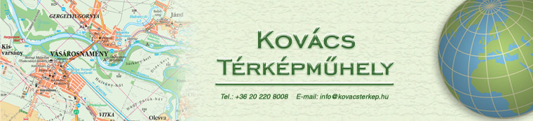 Kovács Térképműhely